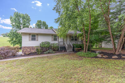 Single Family Home Contingent: 10415 Sims Harris Rd