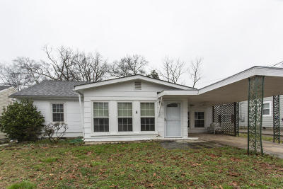 Chattanooga Single Family Home For Sale: 5354 Rose St