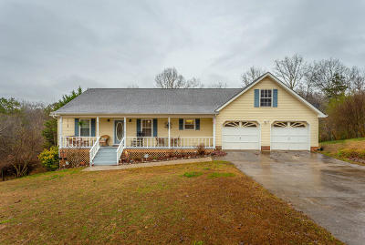 Ringgold Single Family Home For Sale: 610 Hickory Ridge Tr