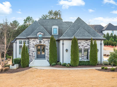 Ooltewah Single Family Home For Sale: 8072 Chinkapin Ct
