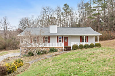 Ringgold Single Family Home For Sale: 337 Crestwood Dr