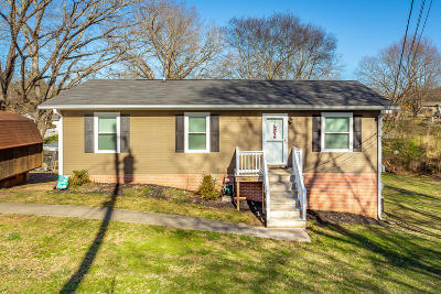Hixson Single Family Home For Sale: 302 Tillman Ln