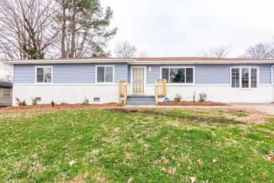 Single Family Home For Sale: 819 Woodmore Ter