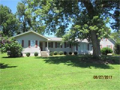 Trenton Single Family Home For Sale: 10165 Us 11