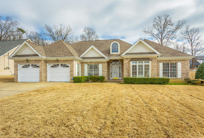 Chattanooga Single Family Home For Sale: 2412 Laurelton Creek Ln