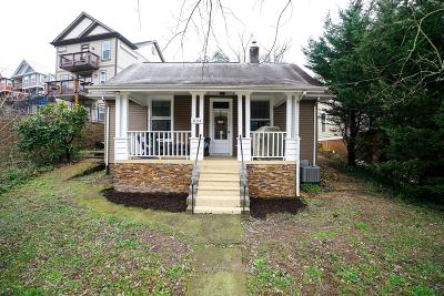 Chattanooga Single Family Home For Sale: 804 Dallas Rd