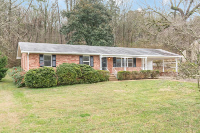 Chattanooga Single Family Home For Sale: 5606 N Elm St