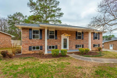 Chattanooga Single Family Home For Sale: 2123 Colonial Parkway Dr