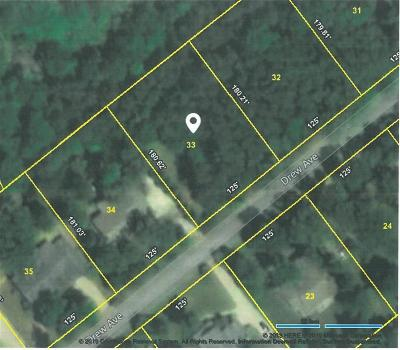 Dayton Residential Lots & Land For Sale: Lot 33 Drew Ave