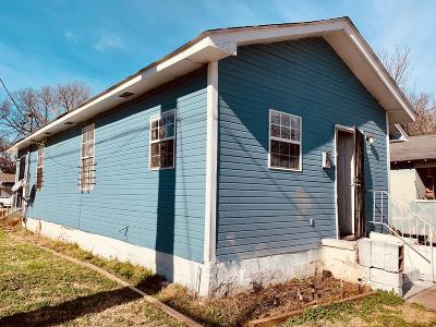 Chattanooga Single Family Home For Sale: 555 N Willow St