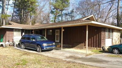 Chattanooga Multi Family Home For Sale: 6410 Archer Rd