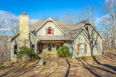 Single Family Home For Sale: 250 Twin Lake Rd
