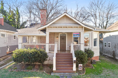 Chattanooga Single Family Home For Sale: 1502 Duncan Ave