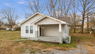 Chattanooga Single Family Home For Sale: 1401 N Smith St