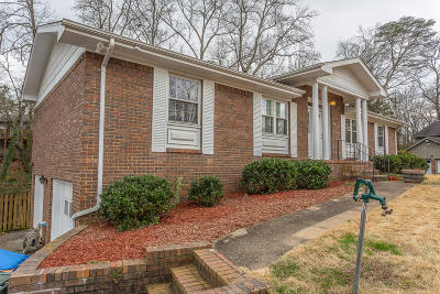 Chattanooga Single Family Home For Sale: 814 Brynewood Park Lane Ln