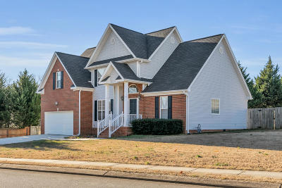 Ooltewah Single Family Home Contingent: 8316 Stillwater Cir
