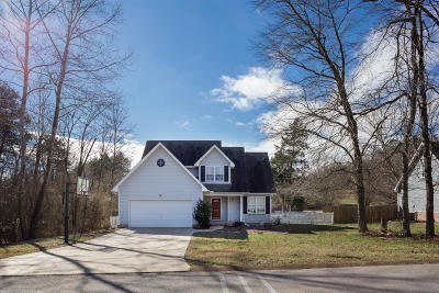 Single Family Home For Sale: 7206 Flagstone Dr