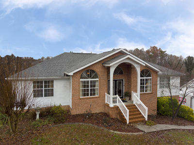 Ringgold Single Family Home For Sale: 42 Dusty Ridge Tr