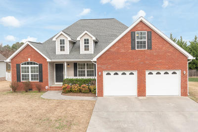 Ringgold Single Family Home Contingent: 74 Boxwood Dr