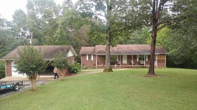 Harrison Single Family Home Contingent: 7123 Bramlett Ln