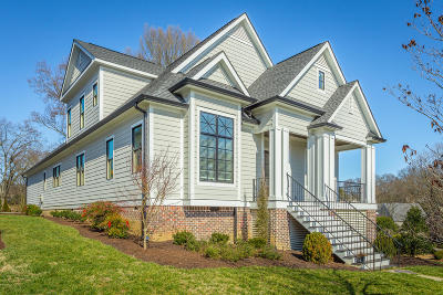 Chattanooga Single Family Home For Sale: 1801 Carroll Ln