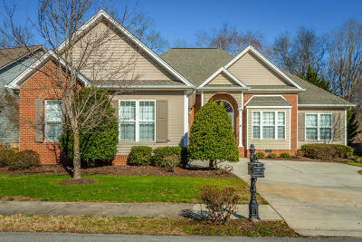 Hixson Single Family Home Contingent: 2951 Stage Run Dr