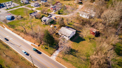 Single Family Home For Sale: 9507 Dayton Pike