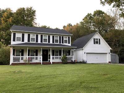 Benton Single Family Home For Sale: 149 Magnolia Dr