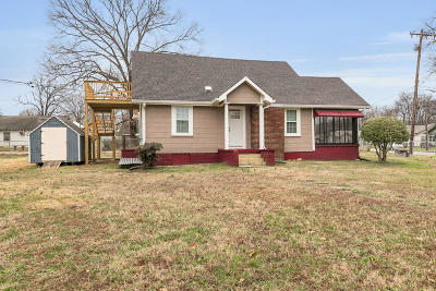Chattanooga Single Family Home Contingent: 3707 3rd Ave
