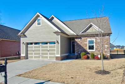 Ooltewah Single Family Home Contingent: 8467 Kennerly Ct
