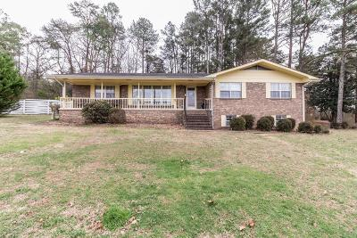 Ringgold Single Family Home For Sale: 23 Three Notch Rd