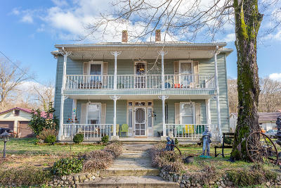Charleston Single Family Home For Sale: 3172 Railroad St