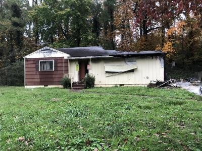 Chattanooga Single Family Home For Sale: 3825 Larry Dr