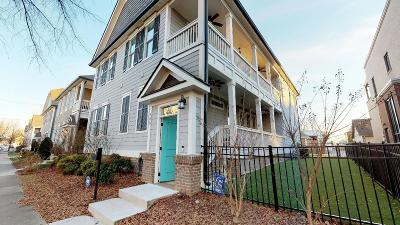 Chattanooga Single Family Home For Sale: 128 W 17th St