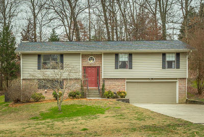 Hixson Single Family Home Contingent: 602 Northbrook Dr