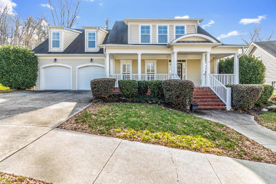 Chattanooga Single Family Home For Sale: 1076 Reunion Dr