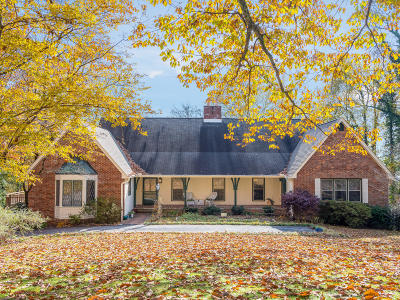 Signal Mountain Single Family Home For Sale: 606 Marr Dr