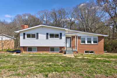 Chattanooga Single Family Home Contingent: 2304 Meadowbrook Tr