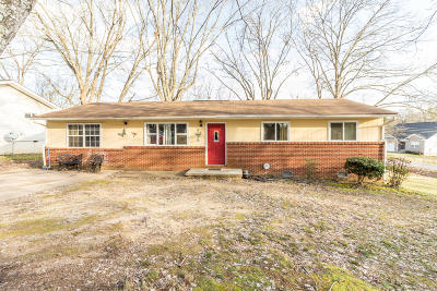 Chattanooga Single Family Home For Sale: 4722 Mink Place Dr