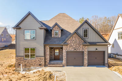 Ooltewah Single Family Home Contingent: 2331 Large Oak Dr