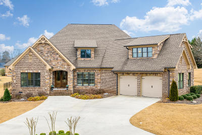 Ringgold Single Family Home For Sale: 54 Firecreek Dr #Lot 291