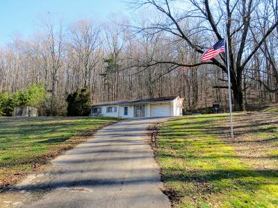 Soddy Daisy Single Family Home Contingent: 10340 Dayton Pike