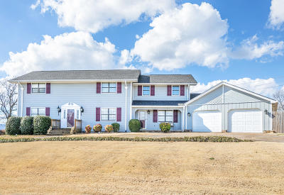 Rossville Single Family Home Contingent: 515 S Mission Ridge Dr
