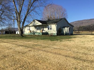 Bledsoe County Single Family Home Contingent: 10005 Old State Hwy 28