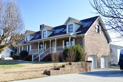 Ringgold Single Family Home For Sale: 46 Battlefield Ln