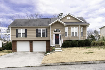Ooltewah Single Family Home Contingent: 6062 Wardwell Dr