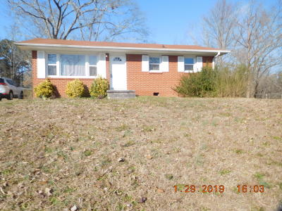 Chattanooga Single Family Home Contingent: 6307 Jocelyn Dr