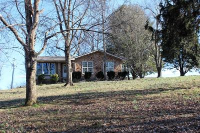 Whitwell Single Family Home For Sale: 596 Old Mill Rd