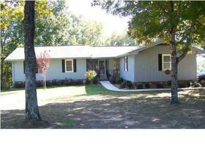 Sequatchie County Single Family Home Contingent: 250 Ridgetop Rd