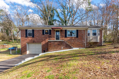 Chattanooga Single Family Home For Sale: 14 Frawley Rd
